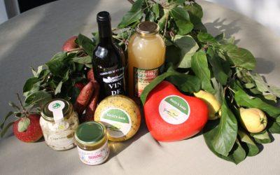 Duurzame Streekproducten; van Boer naar Bord